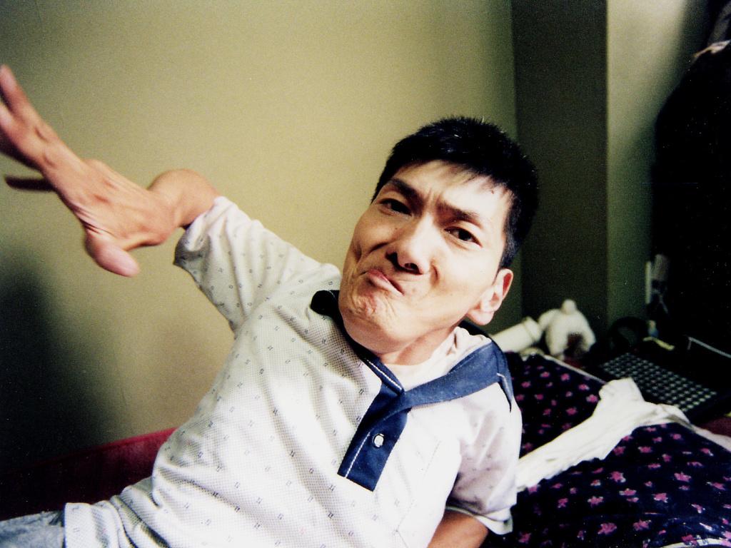 高嶺格『木村さん』(1998年)